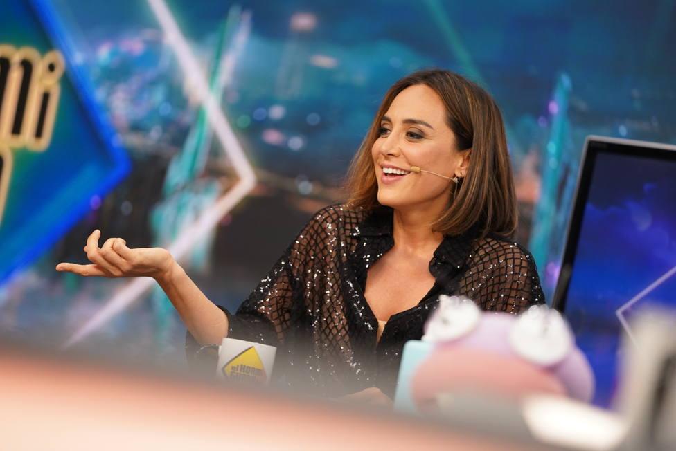 Tamara Falcó en El Hormiguero (Antena 3)