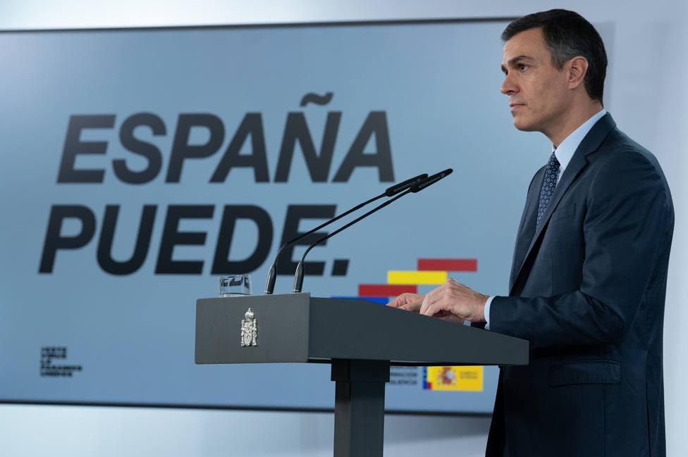 El Gobierno declara el estado de alarma en España por la pandemia