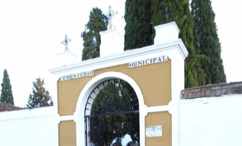 Cementerio municipal de Zafra (Badajoz). Foto: Ayuntamiento de Zafra