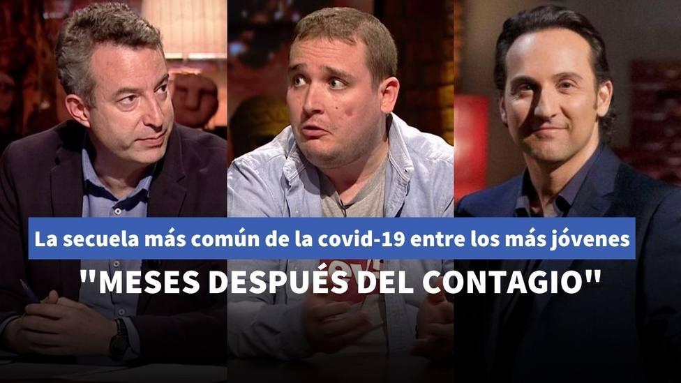 César Carballo en Informe Covid