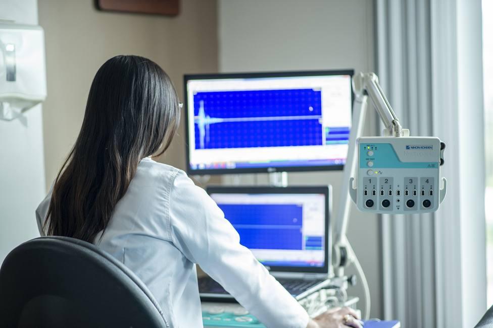 El Hospital de Linares y UJA estudian nuevas técnicas en caso mental grave
