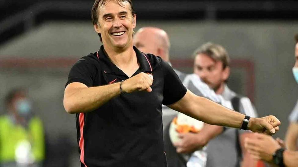 Lopetegui, la apuesta del Sevilla hasta 2024