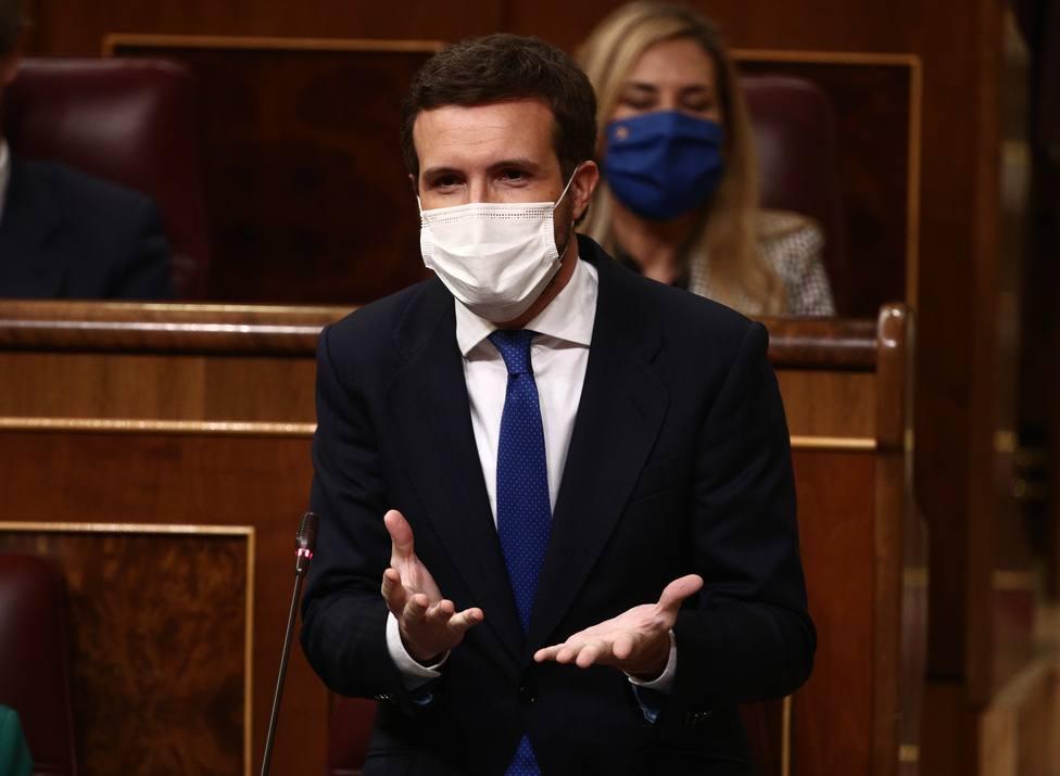 Casado necesitará el visto bueno del Partido Popular para echar el cerrojo a Génova