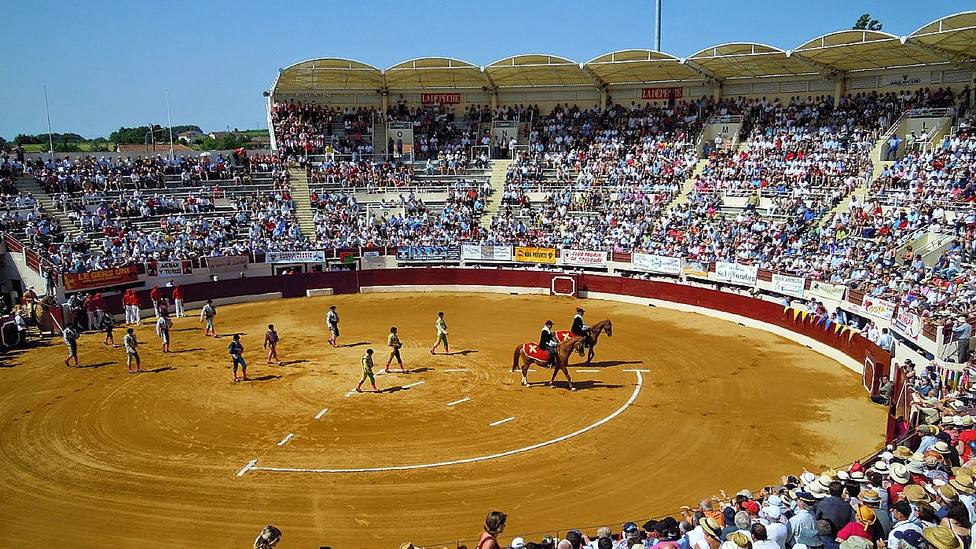 La plaza de toros de Viz-Fezensac podrá celebrar finalmente su Feria de Pentecostés