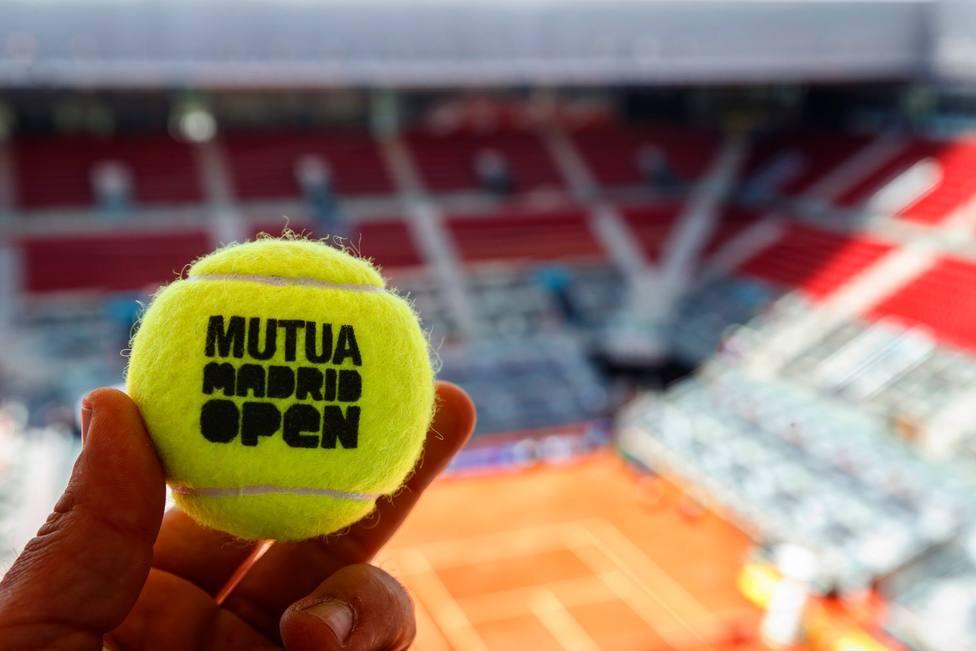 Nadal, Djokovic y Federer pelearán por el título en el Mutua Madrid Open