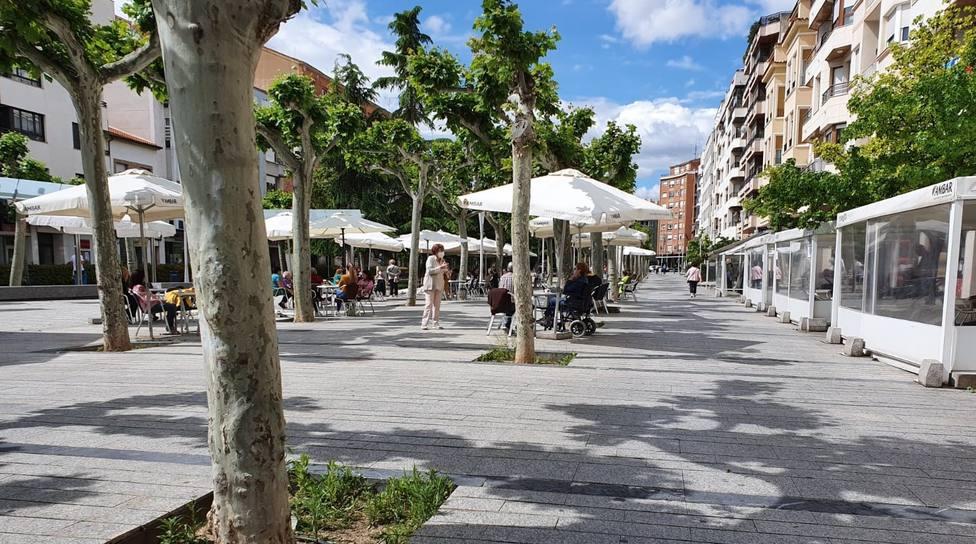 El retroceso de la pandemia continúa en La Rioja