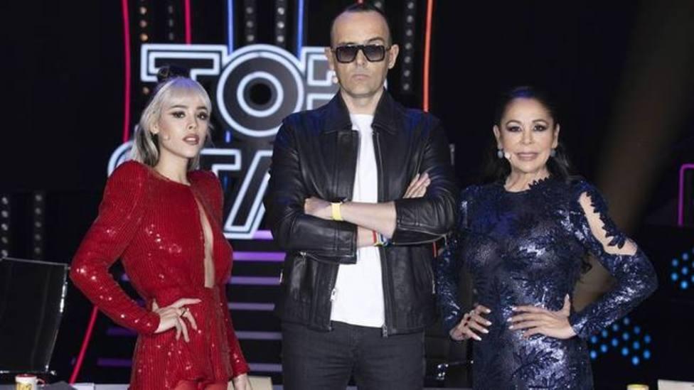 Risto Mejide frena a Isabel Pantoja tras su salida de tono en Top Stars: Respeto
