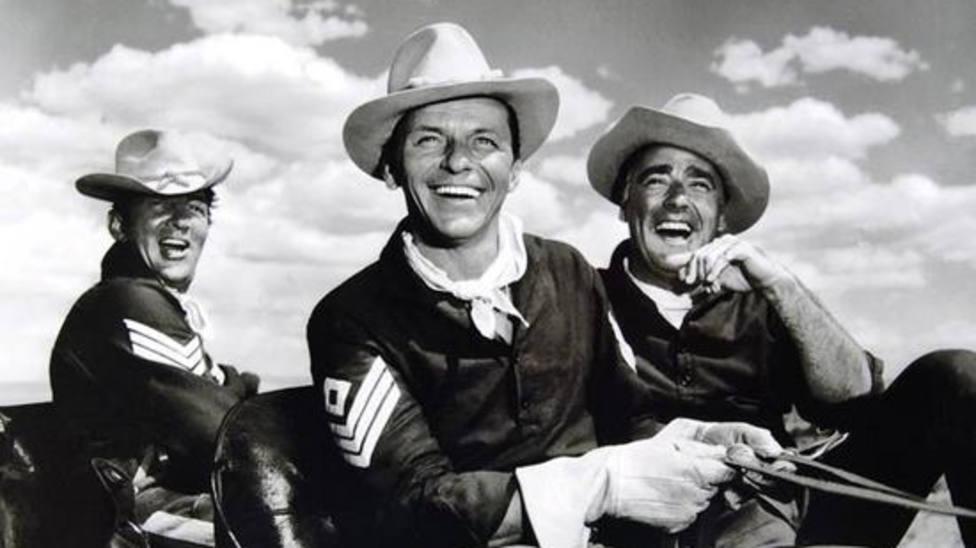 Este martes, disfruta de la tarde de cine western con Frank Sinatra en TRECE