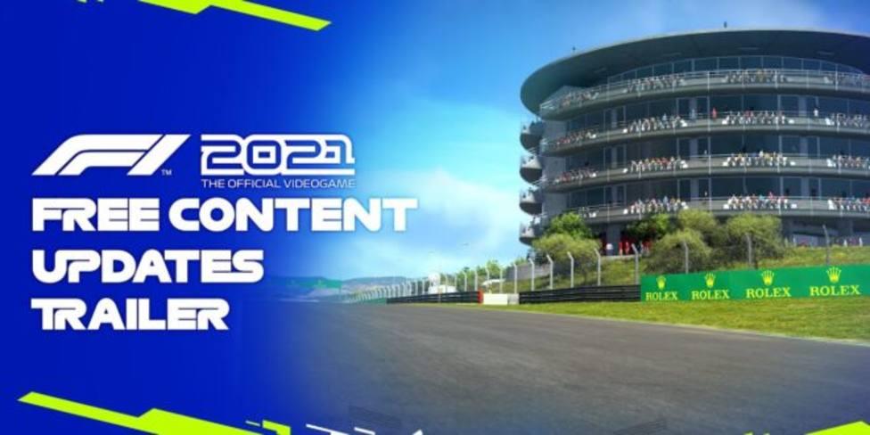 El circuito de Portimao ya disponible en el videojuego F1 2021