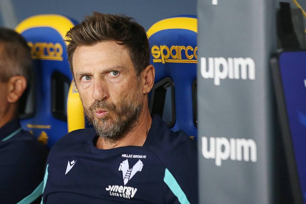Hellas Verona vs Inter - Serie A TIM 2021/2022