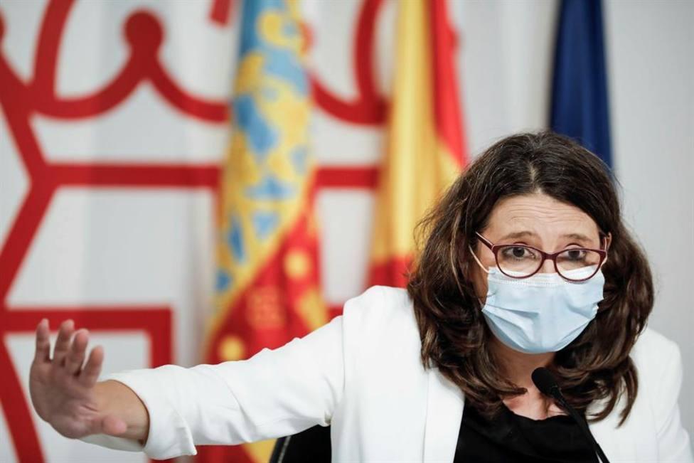 El PP exige la destitución de Oltra al confirmarse la condena a su exmarido por abusar de una menor tutelada