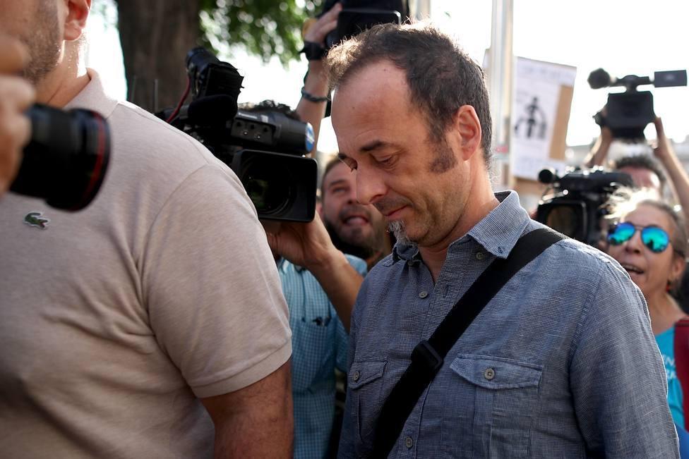 La expareja de Juana Rivas demanda a Irene Montero e Íñigo Errejón por injurias y calumnias