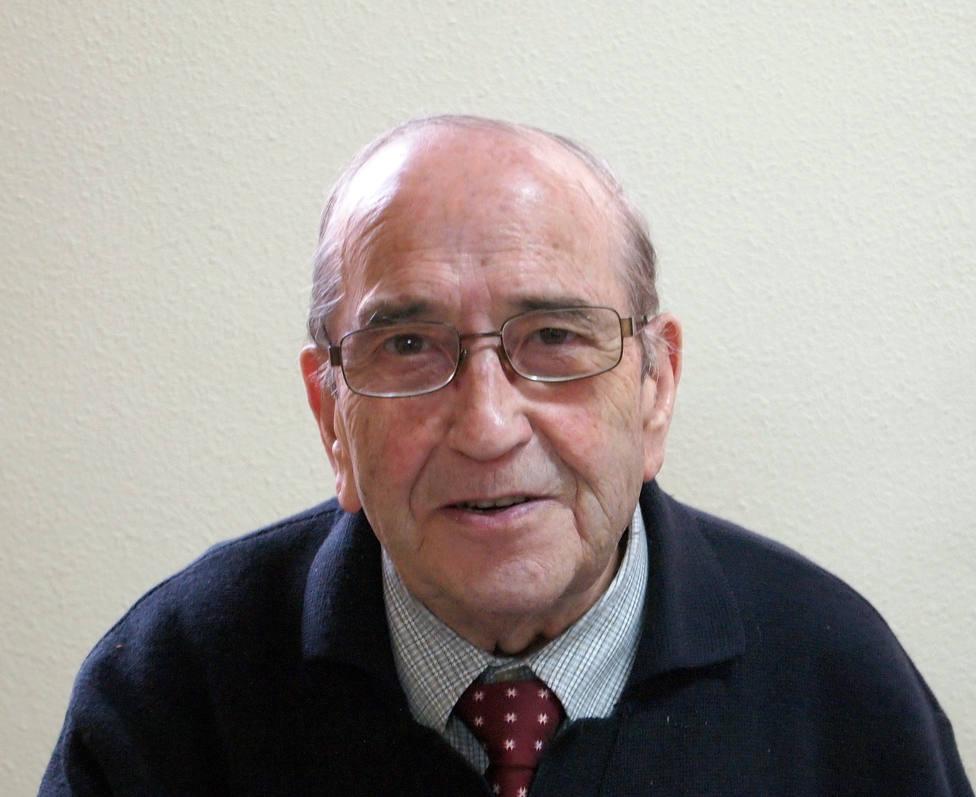 El sacerdote segoviano Juan Pablo Martín Nieva