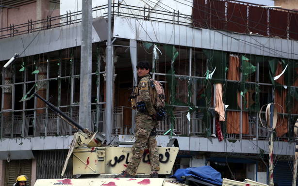 At least nine dead after Militants attacked government buildings in Jalalabad
