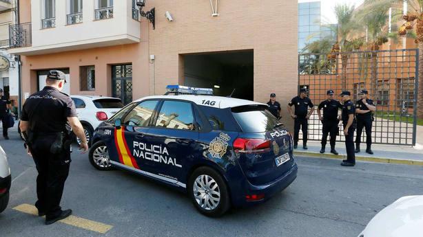 Policía Nacional | CORDON PRESS