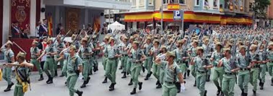 Desfile de las Fuerzas Armadas 2018