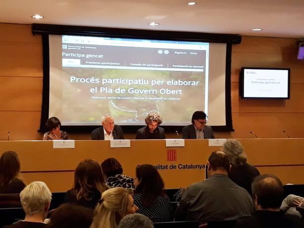 Maragall, sobre el nuevo portal de participación: Estamos asumiendo un riesgo explícito