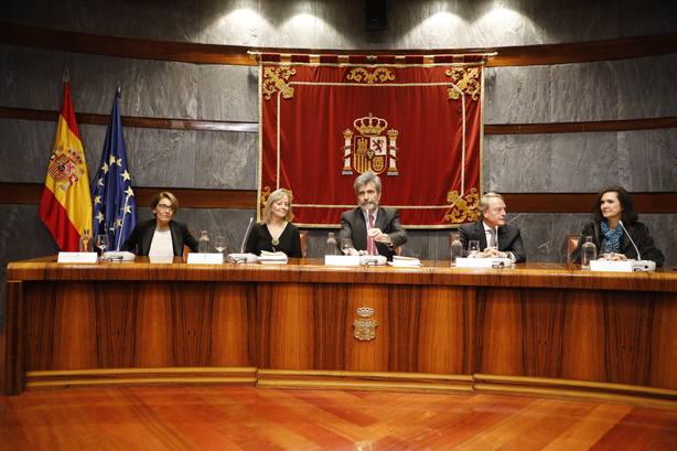 El Pleno del CGPJ avala el acuerdo con Justicia para medir la carga de trabajo en los juzgados