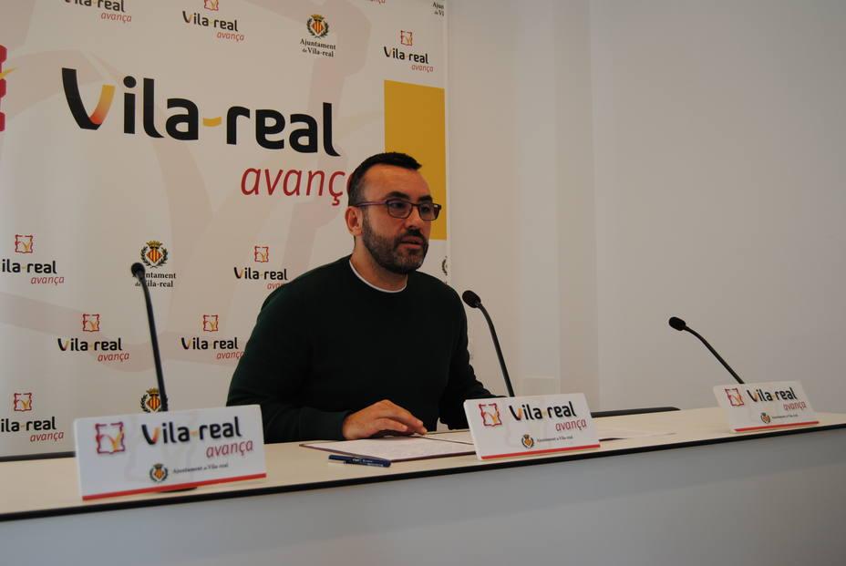 José Benlloch alcalde de Vila-real