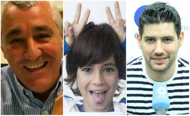 Poli Rincón, Josetxo y Heri Frade