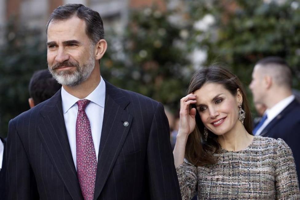 Los Reyes entregan en Córdoba las Medallas de Oro de Bellas Artes 2017