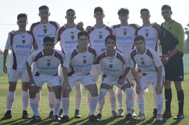 La selección Murciana se prepara para su gran reto