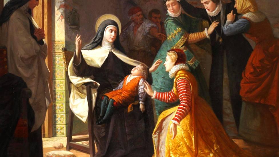 La historia de Santa Teresa de Jesús, la primera mujer Doctora de la Iglesia