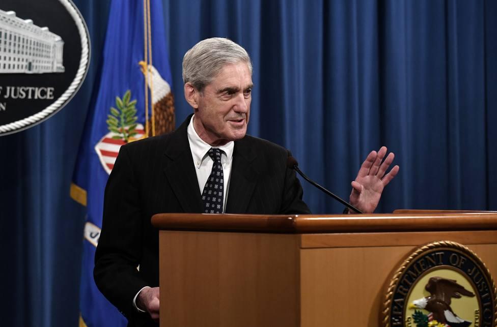 Mueller testificará ante las comisiones Judicial y de Inteligencia de la Cámara de Representantes de EEUU