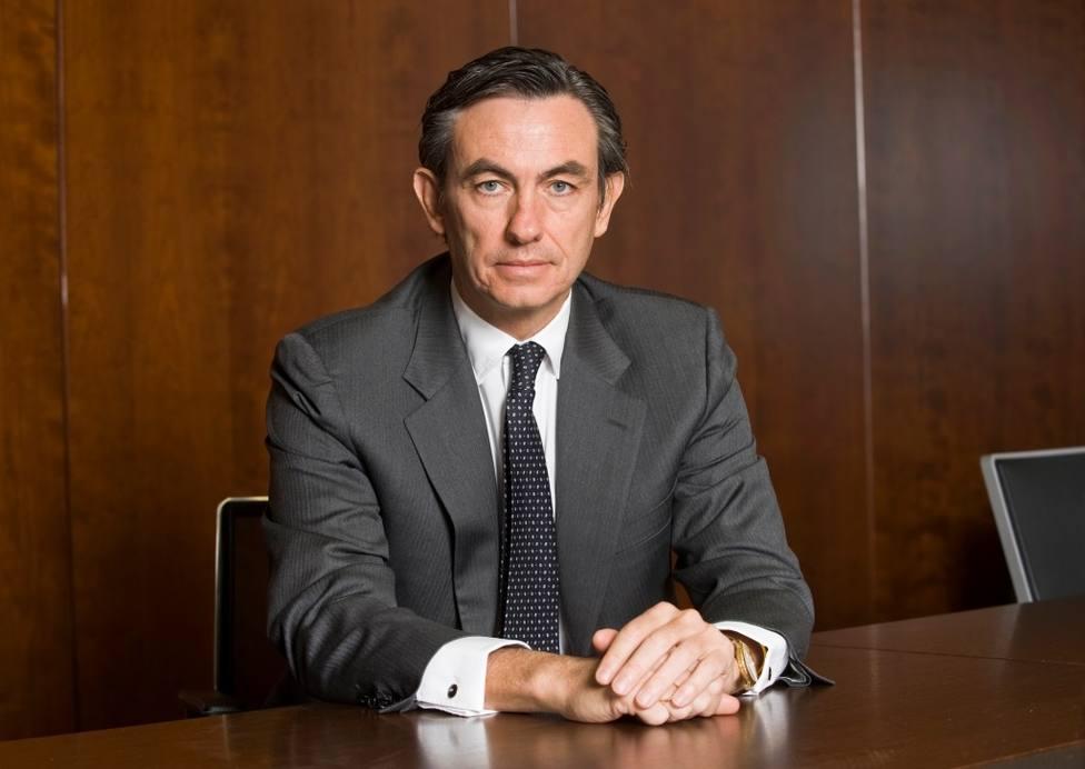 Álvaro Aresti se convierte en nuevo presidente de Distrito Castellana Norte