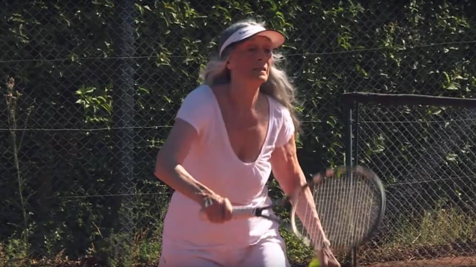 Ana Obarrio, la incansable tenista de 85 años que jugará el Mundial