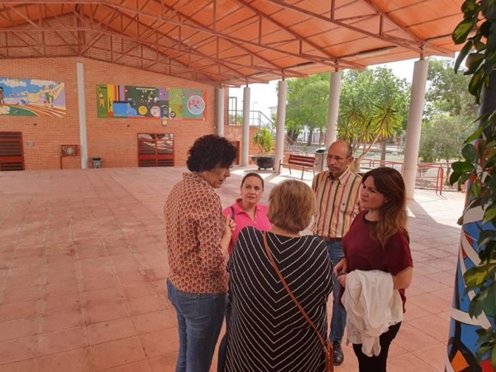 12 centros educativos de la Región permanecen cerrados por el temporal de lluvias