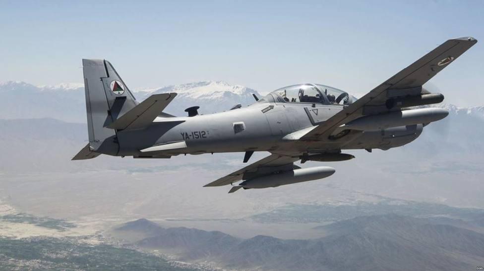 Afganistán anuncia la muerte de 80 presuntos talibán en nuevos bombardeos en el sureste del país