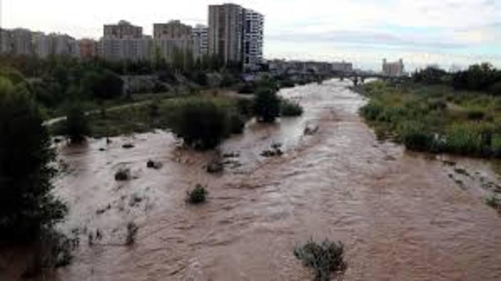 Dos personas desaparecidas por el desbordamiento de un río en Tarragona