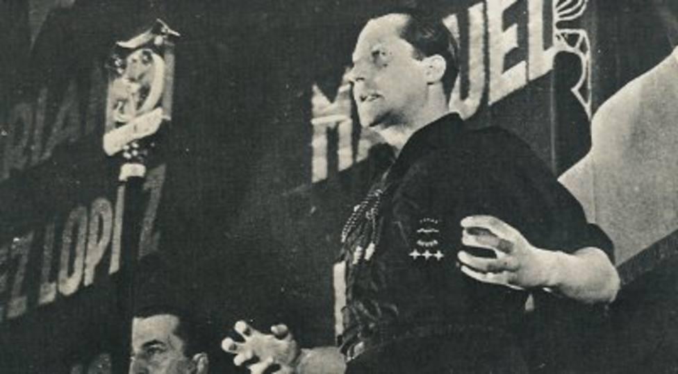 Así fueron los últimos momentos de vida de José Antonio Primo de Rivera