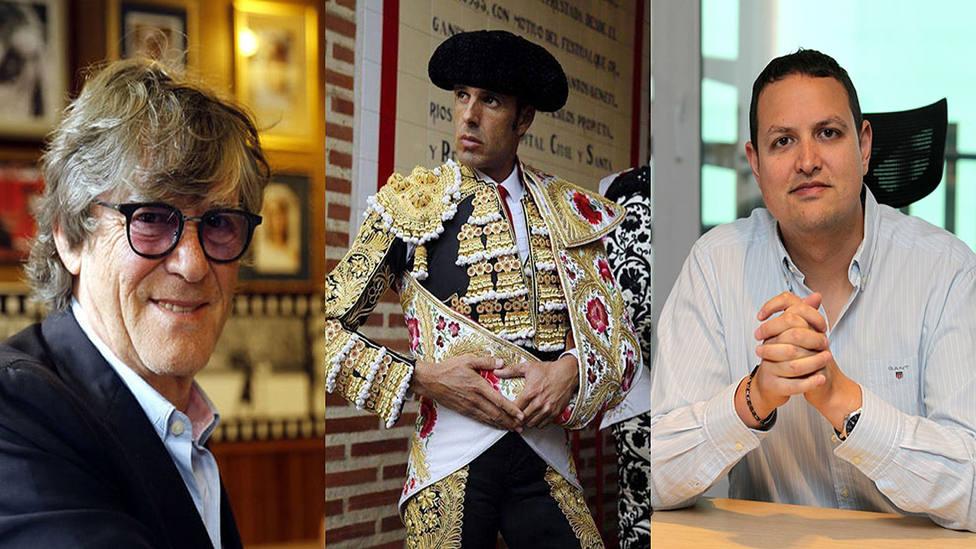 Simón Casas y Alberto García compartirán la gestión de la carrera de Emilio de Justo
