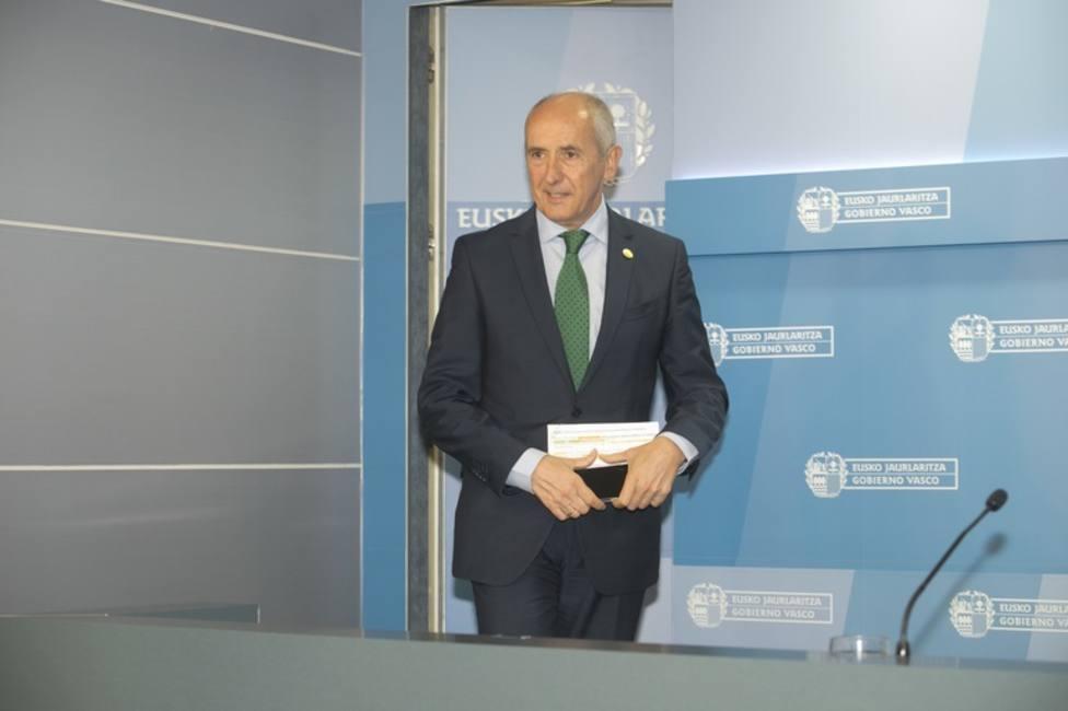 Erkoreka no se atreve a augurar un futuro Gobierno PNV-PSE-Podemos tras el pacto presupuestario con los morados
