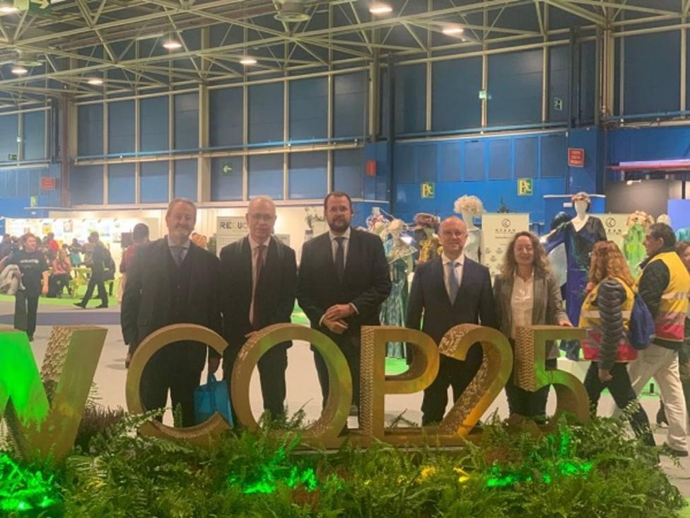 Murcia presenta su candidatura a Capital Verde Europea 2022 en la Cumbre del Clima