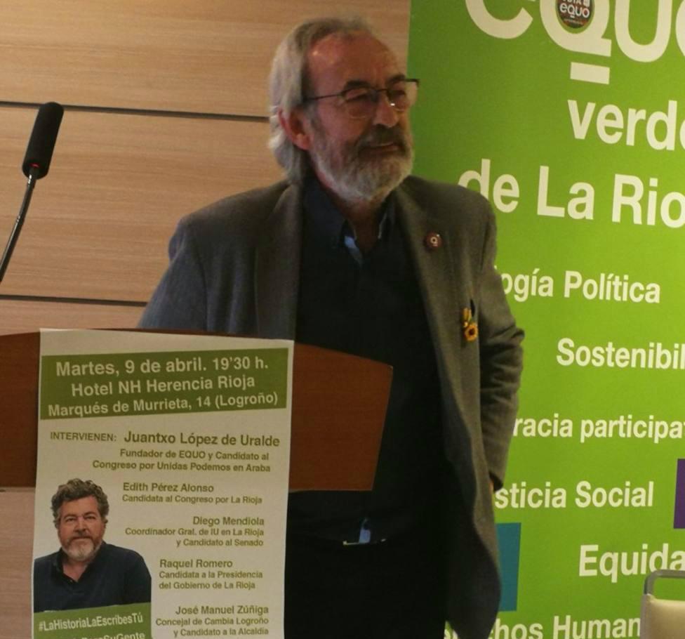 Ecologístas de La Rioja ya tienen muchas dudas del concejal de EQUO-Verdes en Logroño