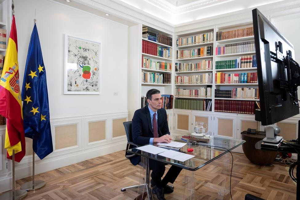 España e Italia se plantan ante la UE por el coronavirus: Debería abordarse mañana, no en los próximos meses