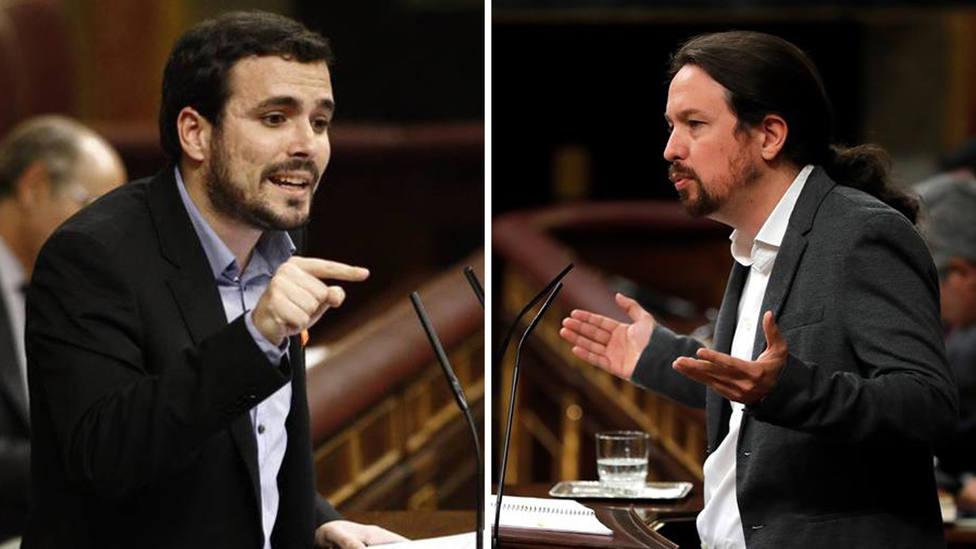 Cuando Alberto Garzón criticaba la renta básica de Podemos: Dar dinero por existir es un error
