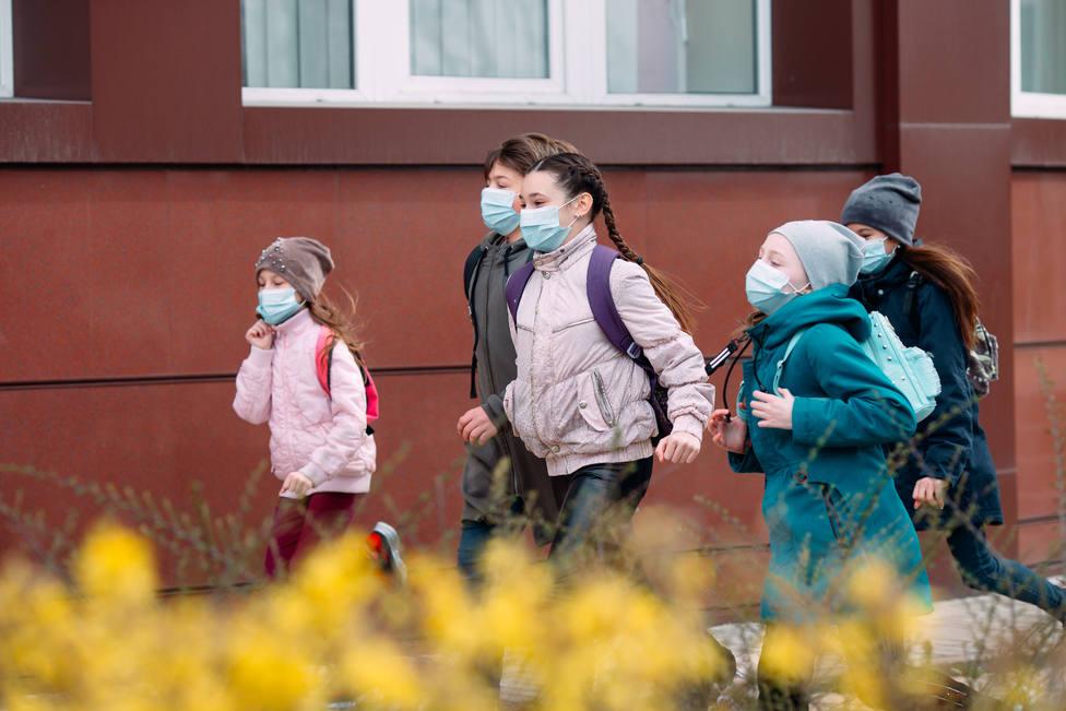 ¿La vacunación será un requisito para que los niños puedan acudir a los centros escolares?