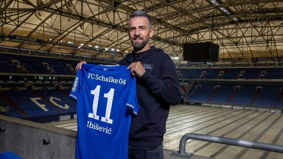 Ibisevic, nuevo jugador del Schalke