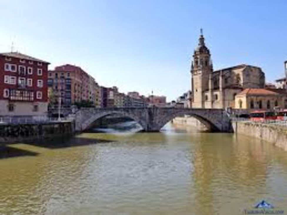 ría y puente de San Antón