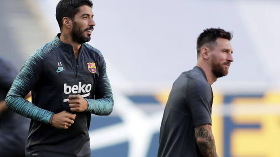 Luis Suárez en Goal: Me mandaron a entrenar aparte en el Barça