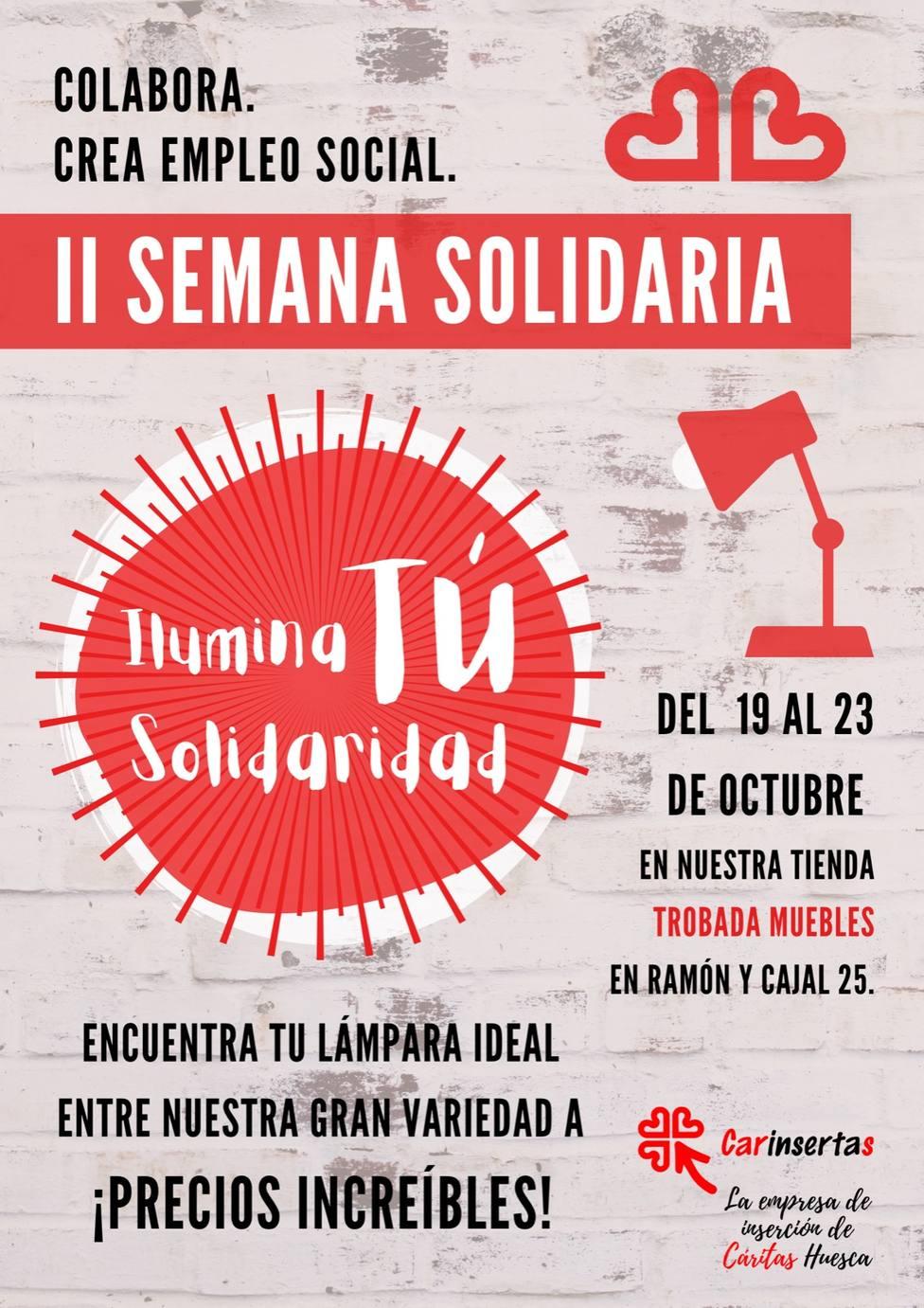 II Semana solidaria de Carinsertas