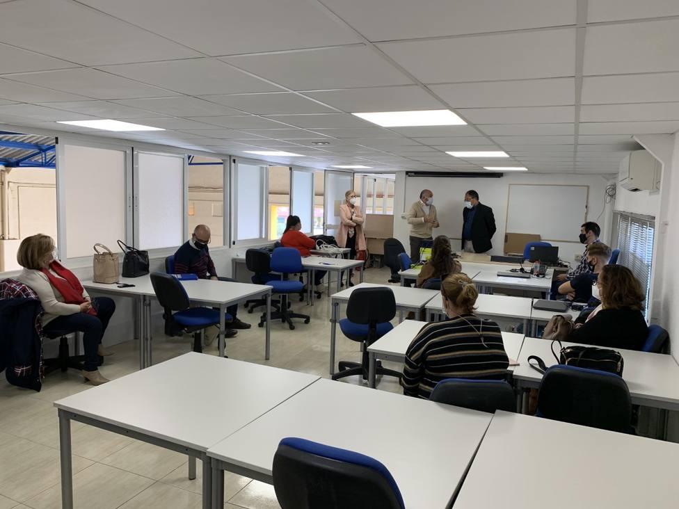 El equipo de rastreadores del CECOVID Águilas comienza el seguimiento de casos COVID en el municipio