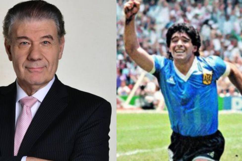 Víctor Hugo Morales se despide de Maradona: Diego siempre será un sol que ilumine nuestro amor por el fútbol