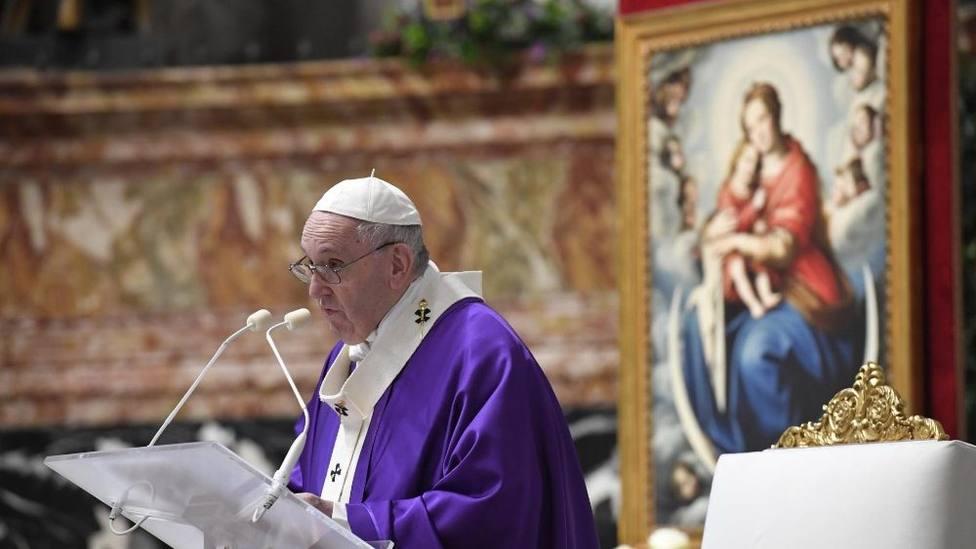 Francisco pide no dormirnos en la indiferencia ni en la mediocridad