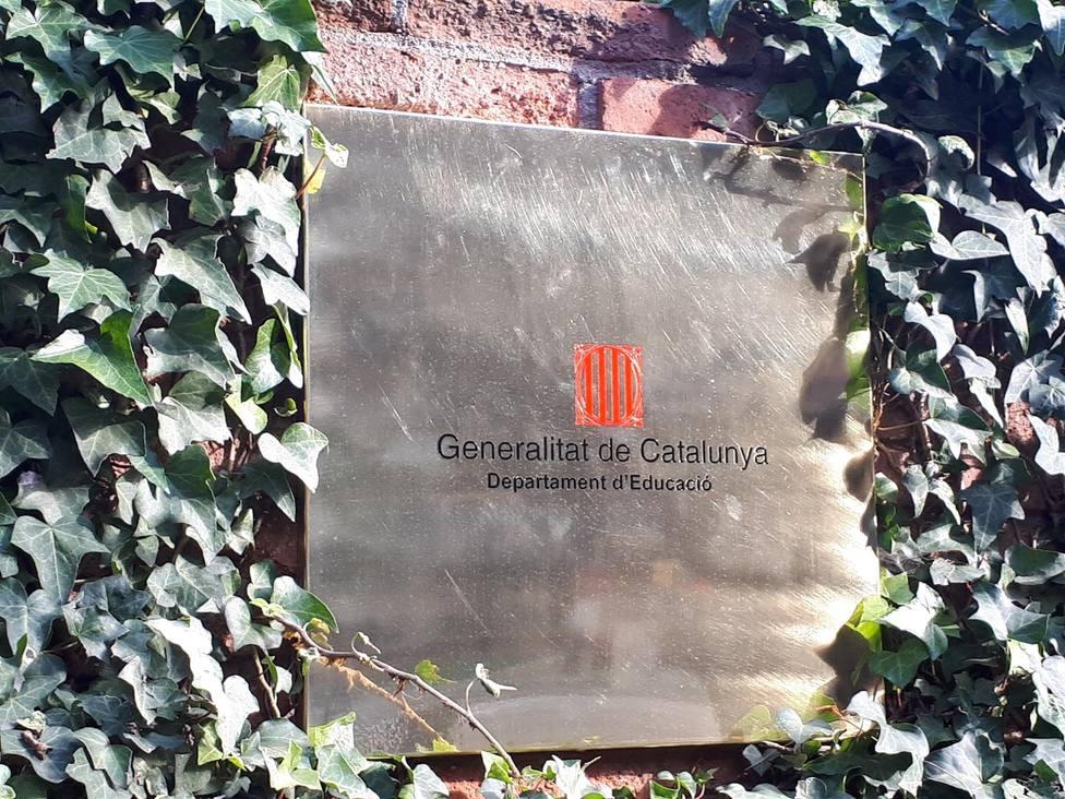 Logo de la consllería de Enseñanza de la Generalitat