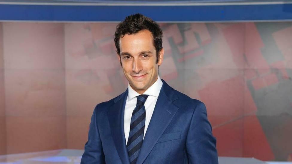 Álvaro Zancajo cesa como director de informativos de Canal Sur